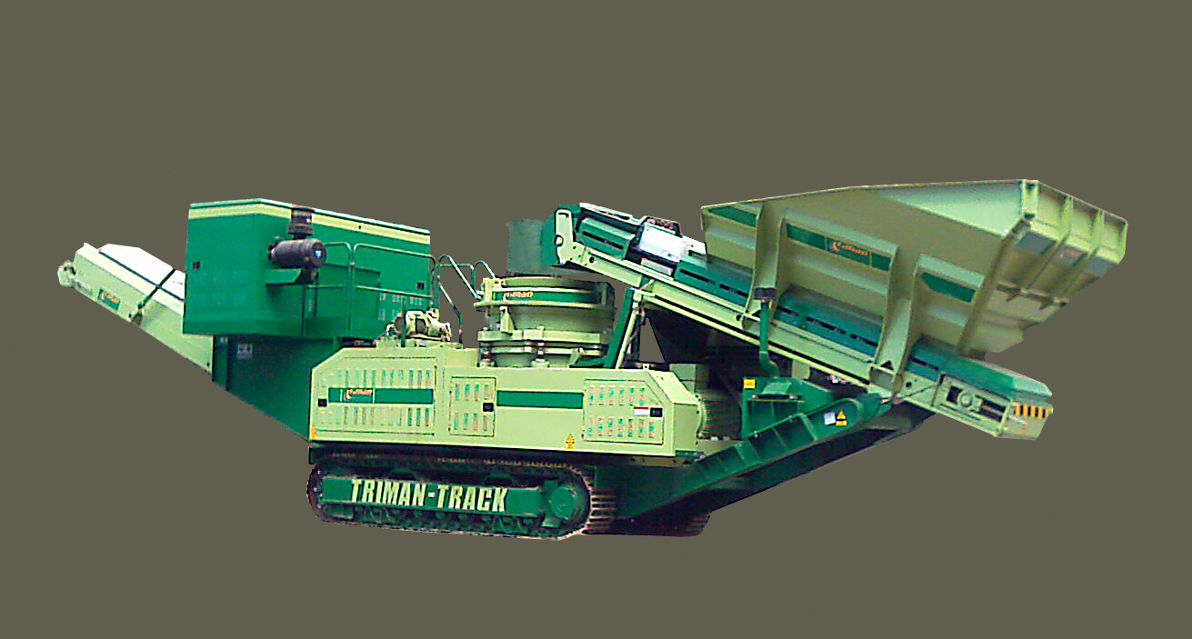 Triman Track – Cône TMC