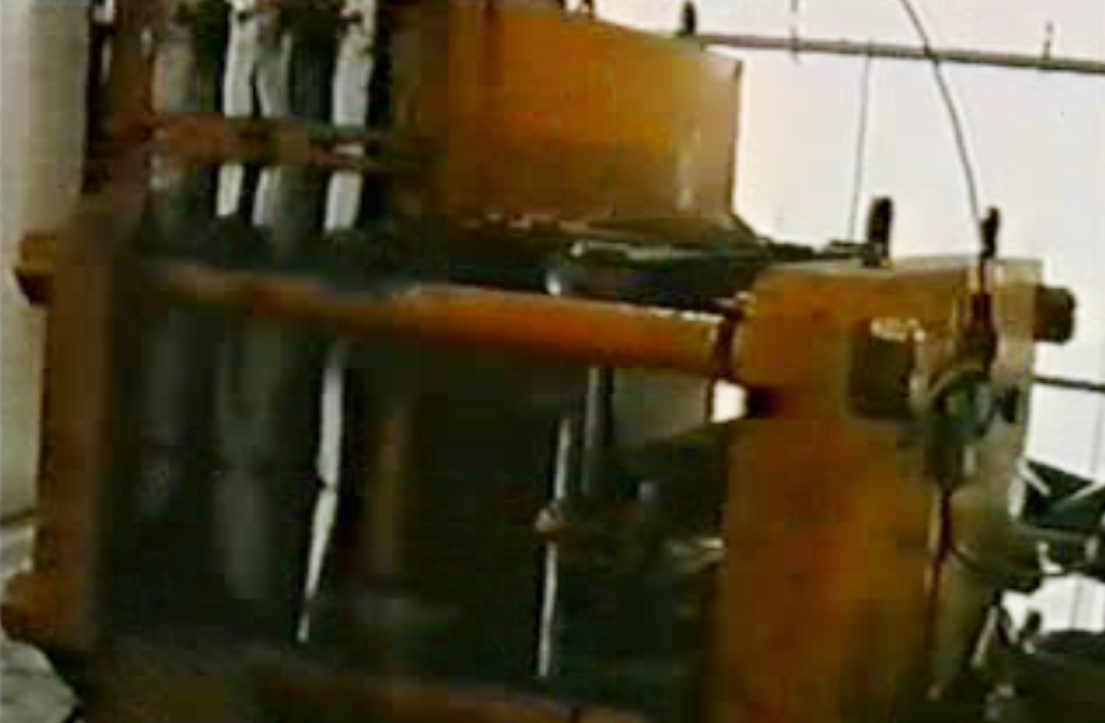 Filtre presse pour la filtration des boues issues des suies d'un incinérateurs d'ordures ménagères